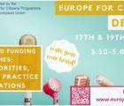 Europa per i cittadini: dibattito sul futuro